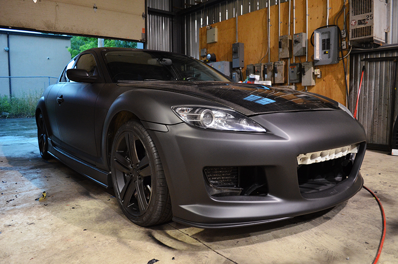 PlastiDip Services Montreal :: West Side Detailing